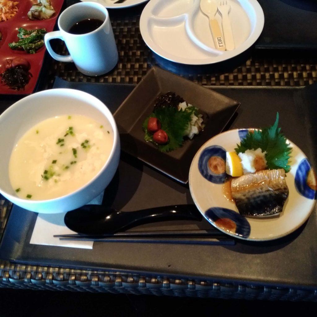 ゆし豆腐のおかゆ